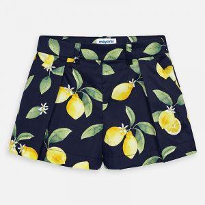 Mayoral short 3275 citrus marino