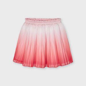 Mayoral skirt 03907 tie dye skirt roze