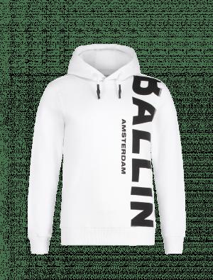 Ballin Hoody 21017307 Wit zwart