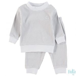 Feetje Wafel Pyjama  305.532.1 Grijs