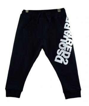 Dsquared2 Pants DQ0431-D00RG Zwart
