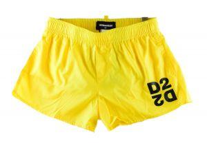Dsquared2 Swim Short DQ044K Geel