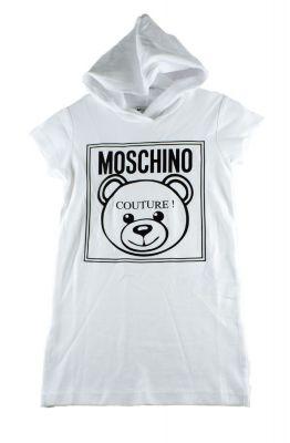 Moschino Dress HDV08P-LCA17 Wit