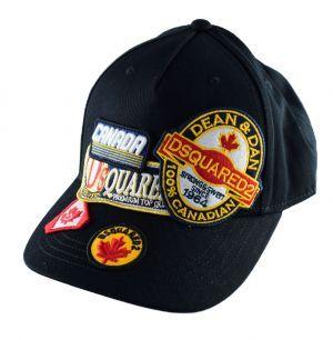 Dsquared2 Hat DQ04A9  cap size 3