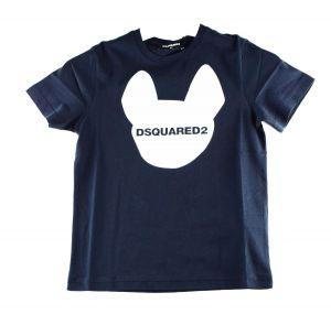Dsquared2 Tshirt DQ048Z Relax zwart