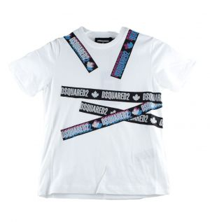 Dsquared2 Tshirt DQ048L relax wit