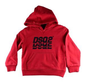 Dsquared2 Trui  DQ0476 Relax  rood