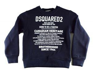 Dsquared2 Tshirt  DQ0474 D2S418M  zwart