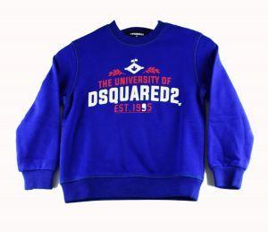 Dsquared2 Trui DQ049L relax kobalt