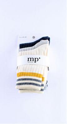 MP Denmark 3 pack socks 79149 multi