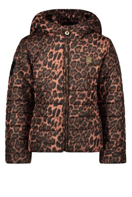 Flo Hooded  jacket F007-5230  Animal