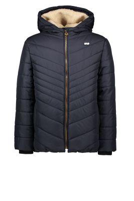 Flo Hooded jacket F008-6210 Navy