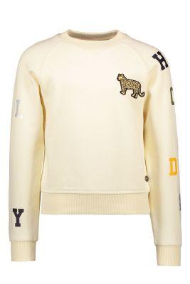 FLO sweater F102-5313 Cream sweater