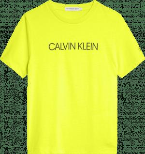 Calvin Klein Tshirt IB0IB00347 Yellow