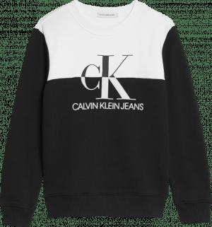 Calvin Klein Trui  IB0IB00566 zwart