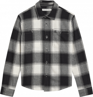 Calvin Klein blouse  IB0IB00644 check