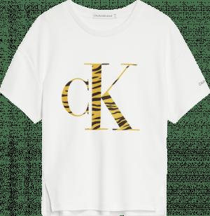 Calvin Klein tshirt IG0IG00668 flock