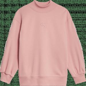 Calvin Klein trui IG0IG00683 eyelet pink