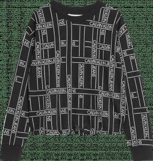 Calvin Klein trui IG0IG00693 logo taoe