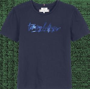 Tommy Hilfiger Tshirt KG0KG05250 Navy
