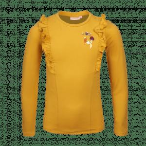 Someone LS tshirt SG03.202.19793 Lucille oker
