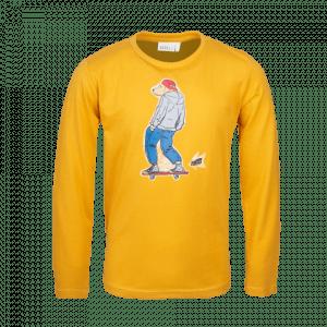 Mini rebel LS shirt SB03.202.20073   nox