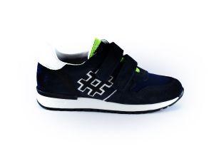 Hip Sneaker H1291-46CO-CV Blauw