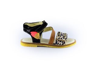 Shoesme sandaal CA20S013-D Cognac