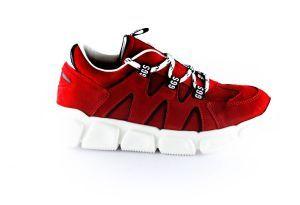 Giga Sneaker G3408 rood