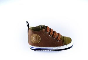 Shoesme Babyproof BP20W004-k cognac