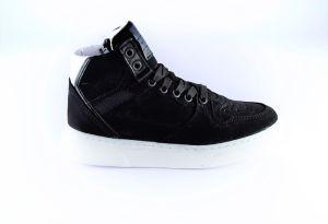 Hip sneaker H1969-10NU-30LE zwart
