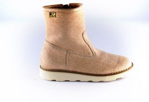 EB Shoes Laars 1601P48 Zalm glitter