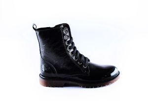 Clic Bootie CL-9584 Naplak Negro