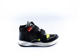 Red Rag sneaker  13149  Zwart