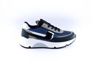 Rondinella sneaker 11713-G  multi grijs