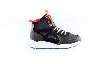 Hip sneaker H1916-10CO-AC Zwart
