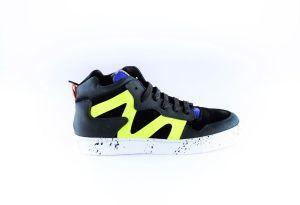 Rondinella sneaker 11859-A   Zwart