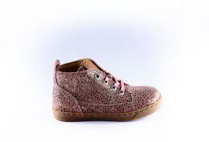 Develab sneaker 46026  old pink