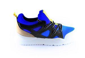 Red Rag Sneaker 13179 Blue orange fanta