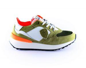 Hip Sneaker H1702-65CO-MC Groen oranje