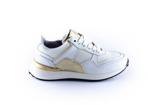 Hip Sneaker H1725-30CO-AC wit goud