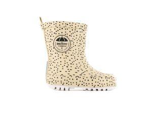 Shoesme rainboot RB21A092-B Beige dots