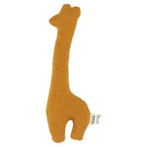 Trixie rattle Giraffe  31-071 riblle oker