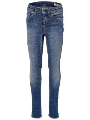 Only Konblush skinny 15173845 bleu