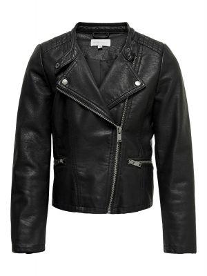 Only  Konfreya leather biker 15198182