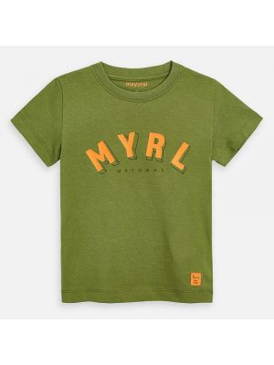 Mayoral basic shirt 170  jungle