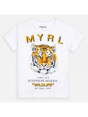 Mayoral Wild life thee 3052 Wit