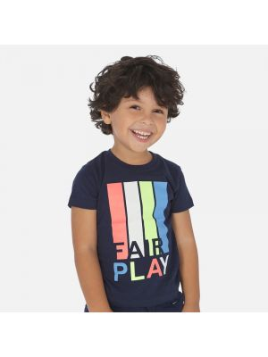 Mayoral fair play tshirt 3054 navy