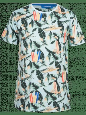 Someone tee aloha SB02.201.19067 aqua
