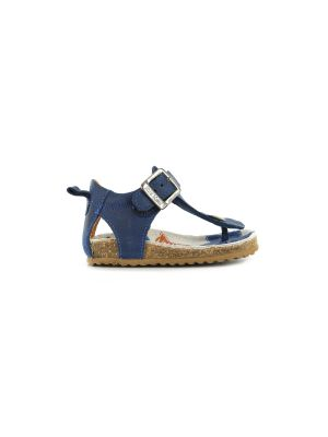 Shoesme teenslipper sandaal  BI8S110-c Cobalt